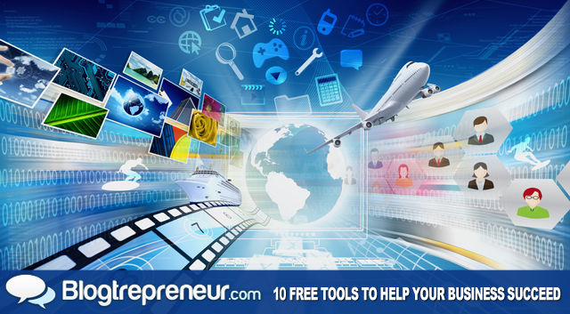 10 Free Tools to Help Your Business Succeed in 2013