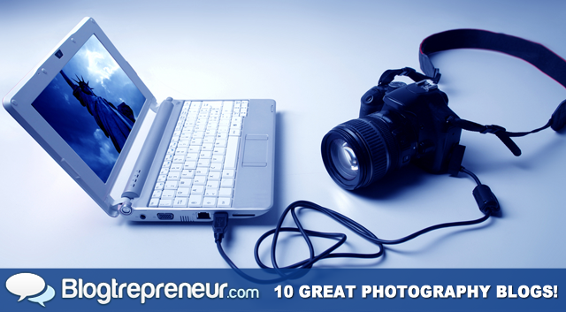 10 Great Photography Blogs