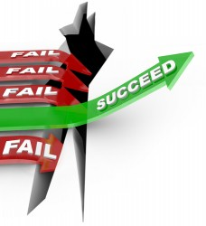 How to Succeed After Hitting Rock Bottom