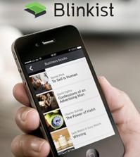blinkist app