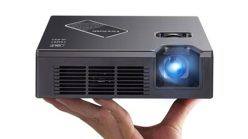 ViewSonic PLED-W800 LED Projector review