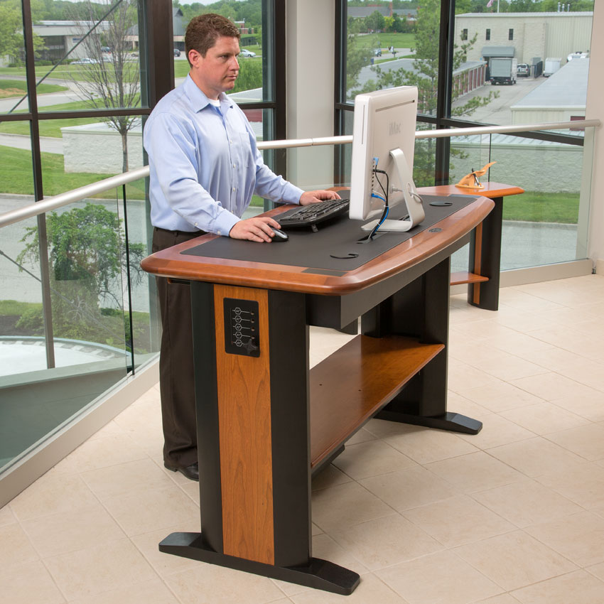 What is the best standing desk best adjustable desk for Standing office desk furniture