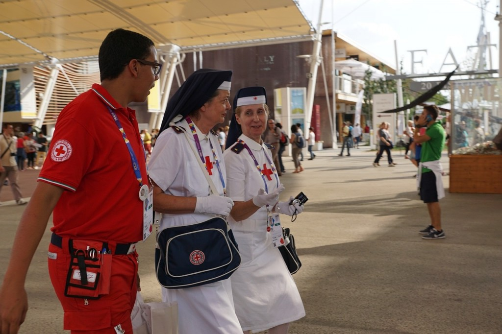 Nuns nurses