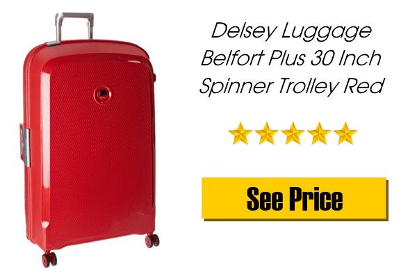 Delsey Luggage Belfort Plus