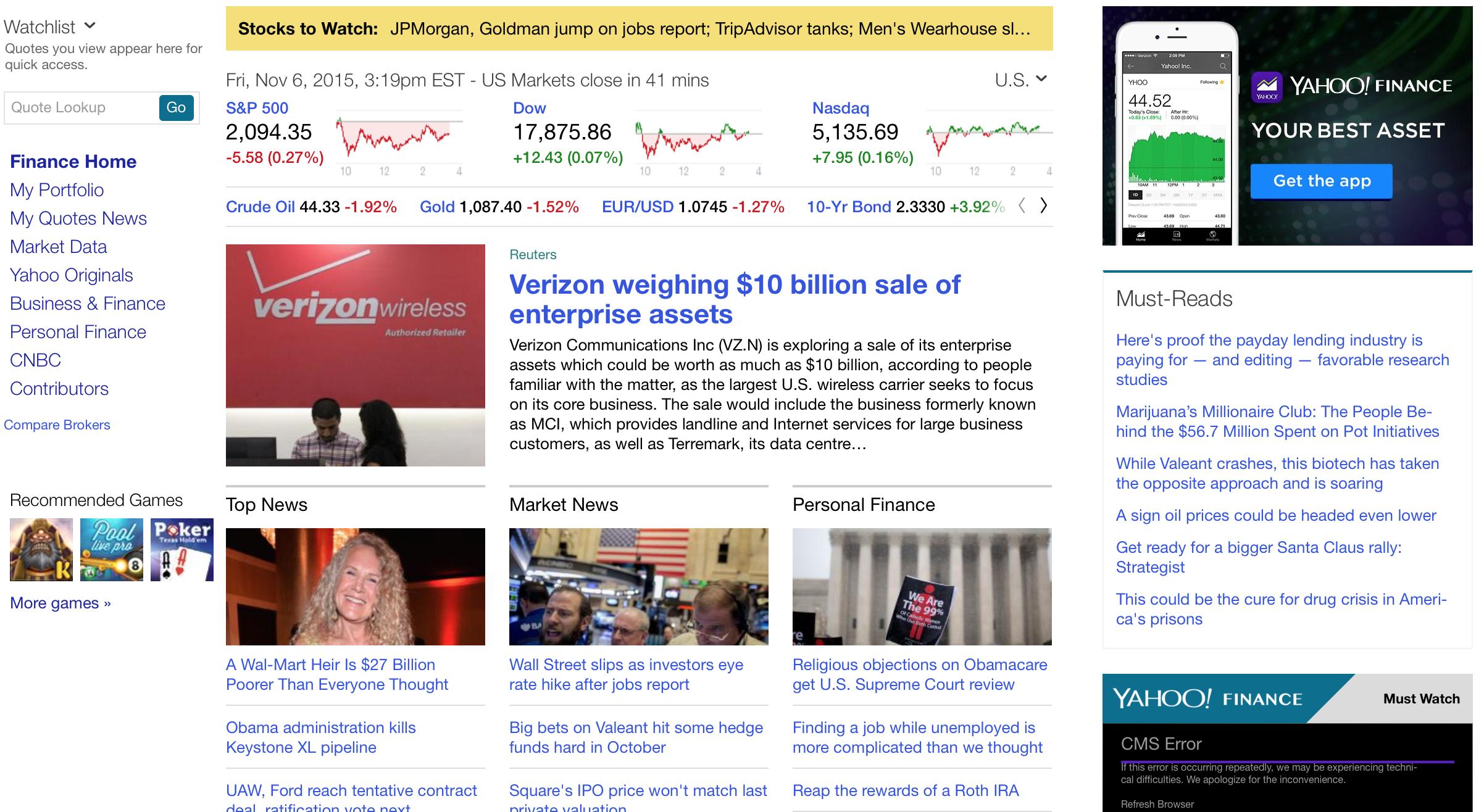 googlefinance how to follow stocks