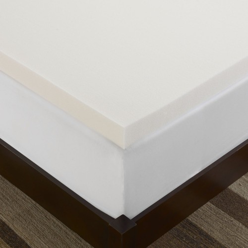 Twin memory foam mattress topper for a good night s sleep Memory foam mattress topper twin