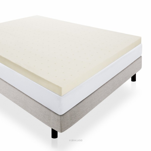 Best 4 Inch Memory Foam Mattress Toppers