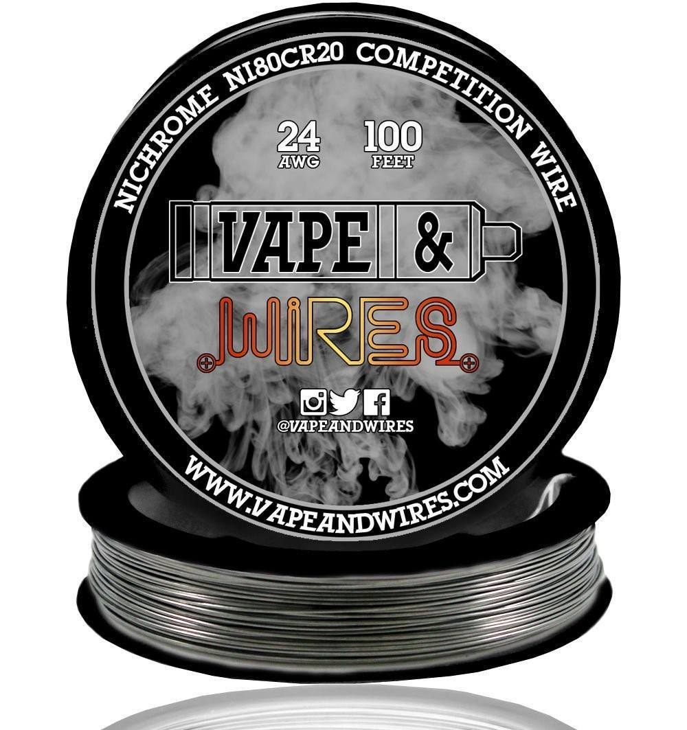 Lobi space why does nichrome wire vape builds work so well vape and wires nichrome 80 ni80cr20 competition wire 24 gauge keyboard keysfo Images