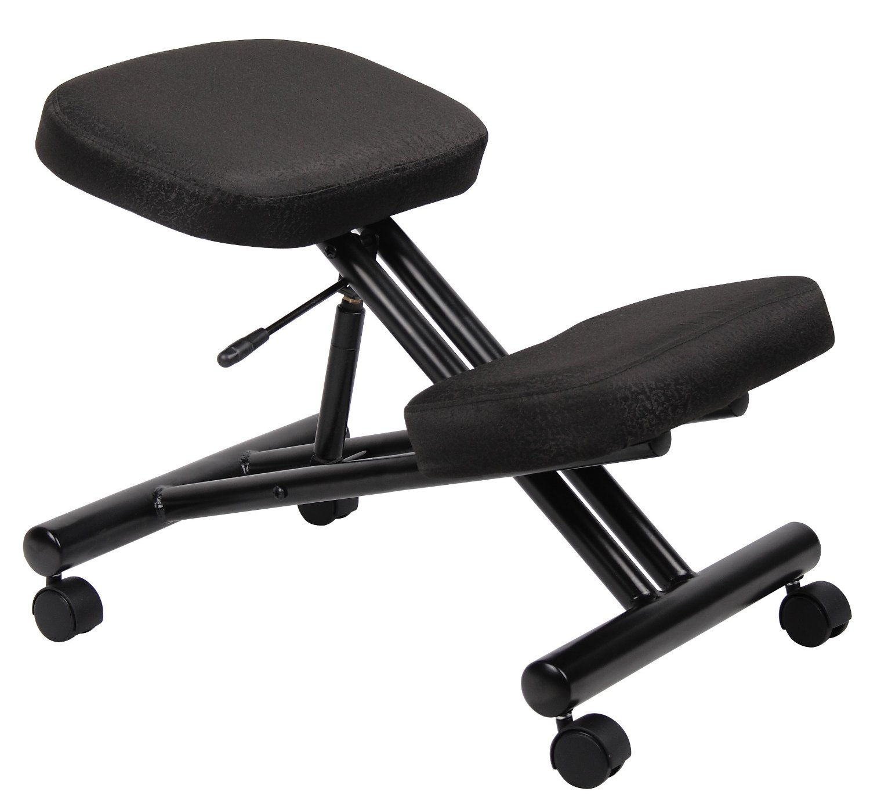 ergonomic kneeling office chairs. Boss B248 Ergonomic Kneeling Chair Office Chairs