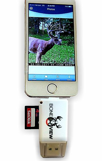 Game Camera Reader For Iphone
