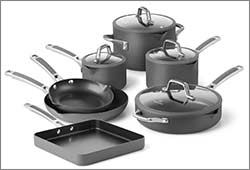 Calaphon Hard Anodized Cookware Set