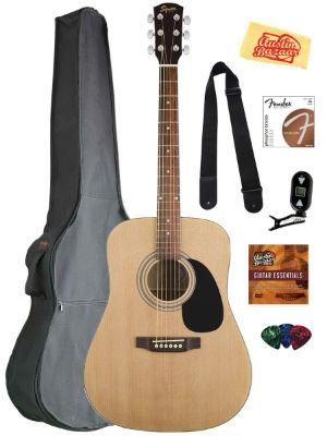 Fender Starcaster Acoustic Guitar Bundle