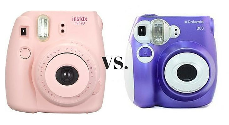 Lobi Space | Polaroid 300 vs. Fujifilm Instax: Which Instant Camera?