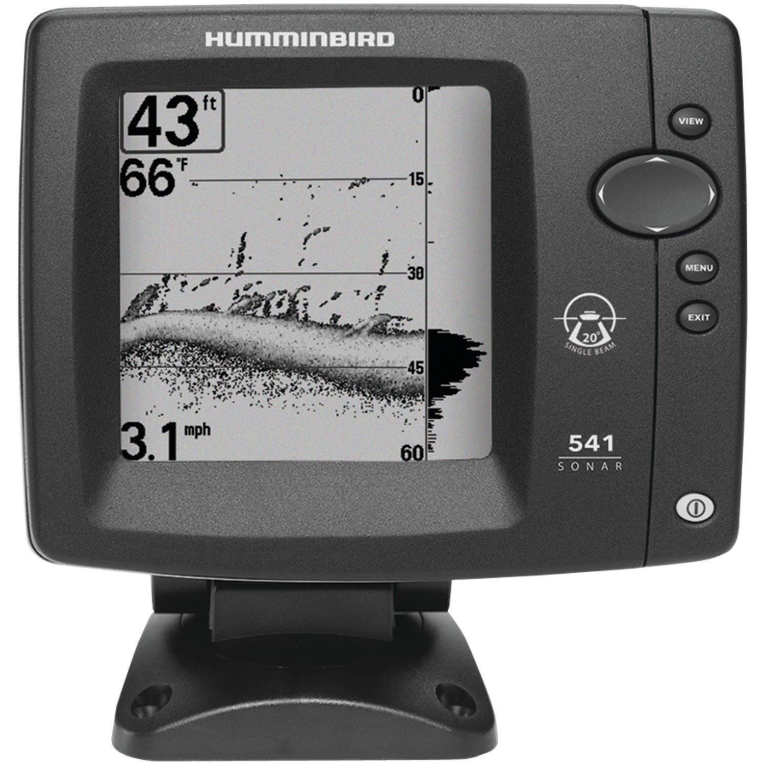Humminbird 409700-1 541 Fish Finder