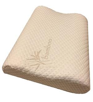 Memory Foam Neck Pillow from Perform Pillow