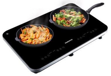 Ovente Portable induction cooktop