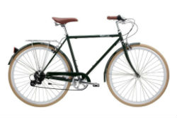 Pure City Cycles Classic Diamond Frame Bicycle