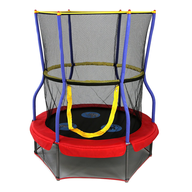 Skywalker 48 Round Bouncer Trampoline With Enclosure