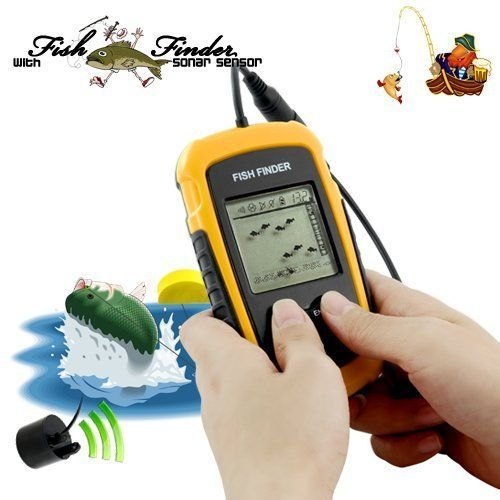 Sourcingbay Portable Fish Finder