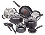 T-fal Thermo-Spot Induction Cookware