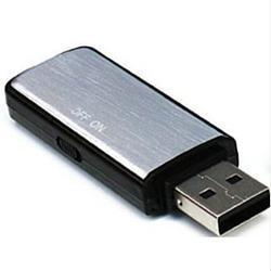 Spy Gadget® Spy USB Voice Recorder