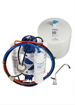 Water Softener vs Water Filter Home Master Undersink Reverse Osmosis Water Filter System