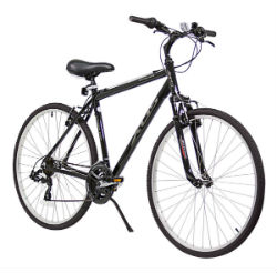 XDS Mens Cross 300 24-Speed Hybrid Bicycle