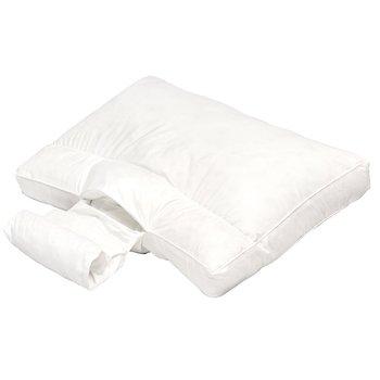 adjustable neck support ans cervical bed pillow