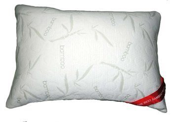 Blissful Serenity Bamboo Alternative Down Pillow