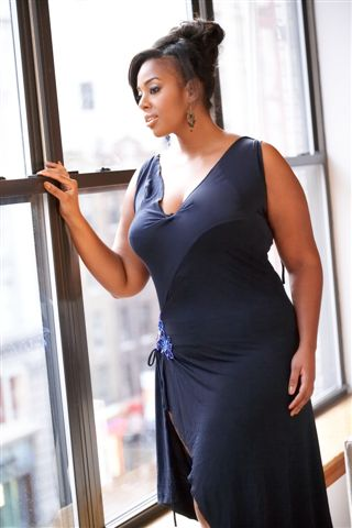best plus size shapewear Mia Amber Davis