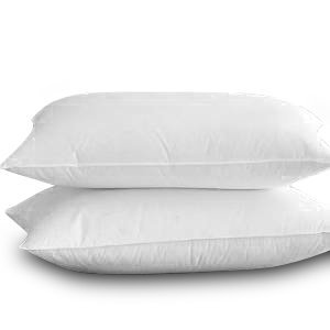 down and feather blend pillow