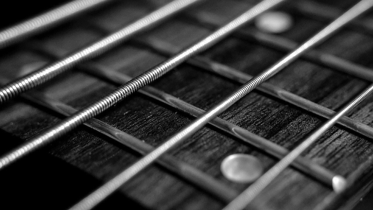 guitar strings for beginners