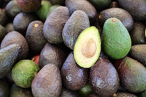 ketogenic diet food list avocado