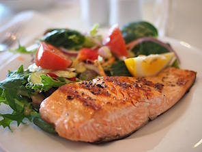 ketogenic diet food list salmon