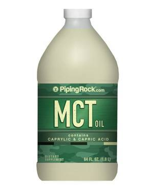 piping rock mct oil