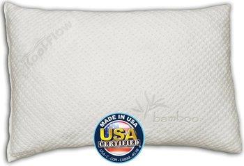 snuggle-pedic_memory_foam_pillow
