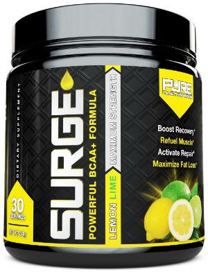 surge bcaa supplement