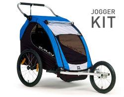 Ultimate Versatility: Jogging Stroller Bike Trailer Combo