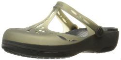 Crocs Womens Carlie Cutout Clog W Mule