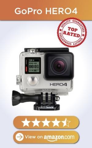 GoPro HERO4, Amazon rating