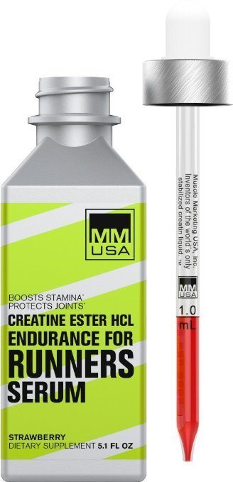 MMUSA CREATINE ESTER HCL ENDURANCE FOR RUNNERS