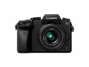 Panasonic LUMIX DMC-G7KK DSLM Mirrorless 4K Camera