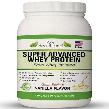 Pure Healthland Super Advanced Whey Protein