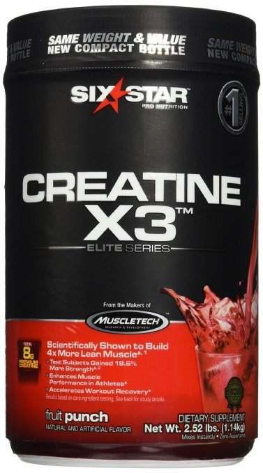 Six Star Pro Nutrition Elite Series Creatine