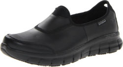 Skechers For Work Womens 76536 Sure Track Slip-Resistant Shoes