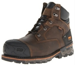 timberland pro mens boondock 6 inch waterproof non-insulated work boot