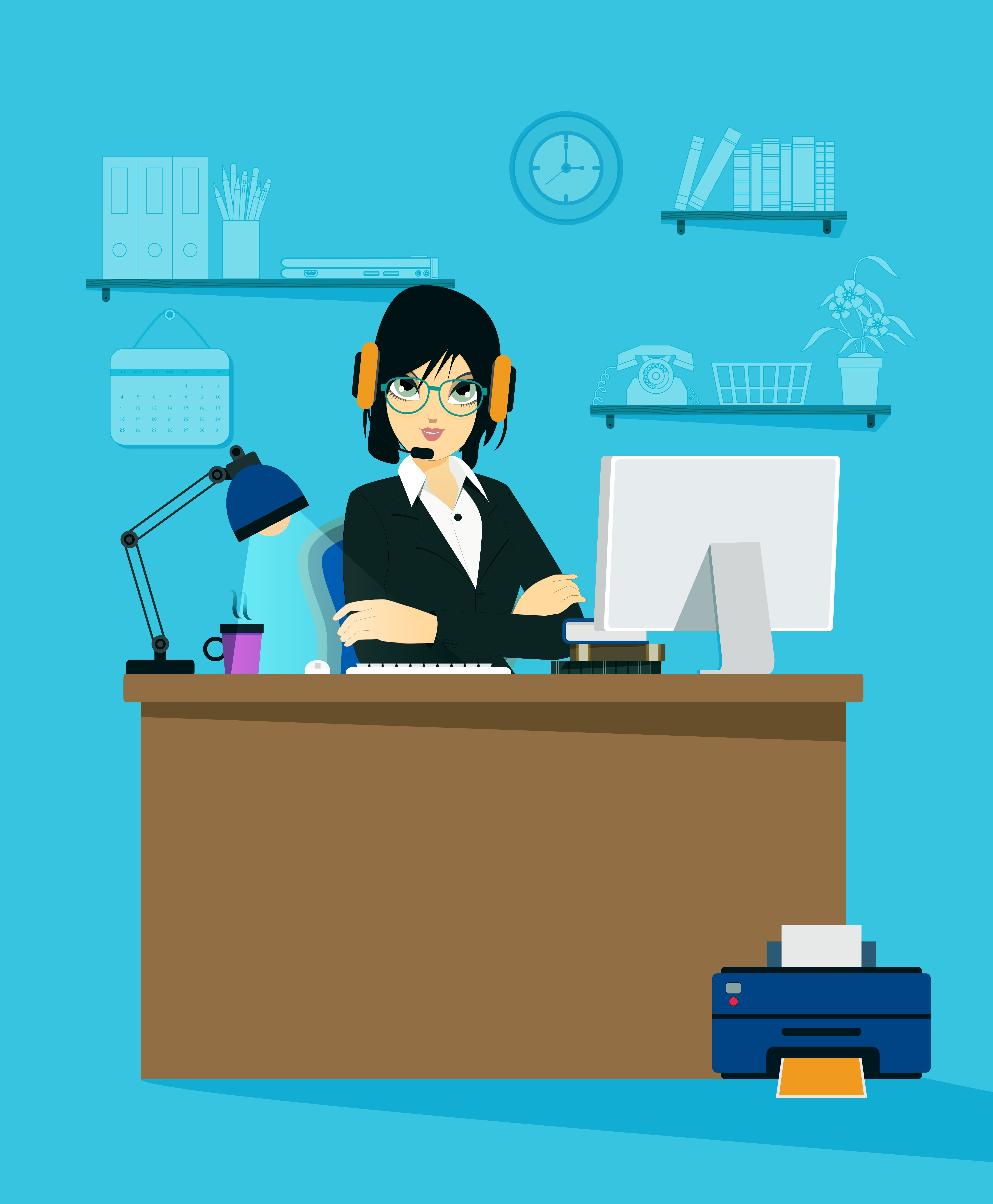 Virtual content writing assistant online