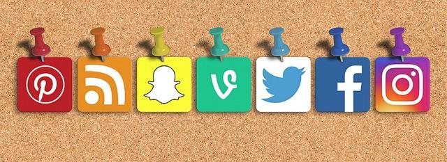 social pins
