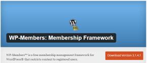 best wordpress membership plugin