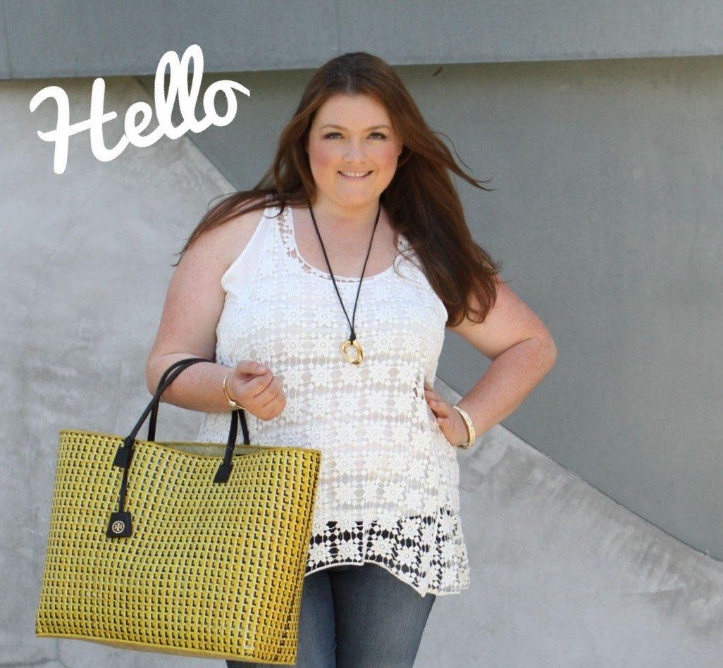 Rachel Richardson Top 25 Plus-Size Fashion Bloggers